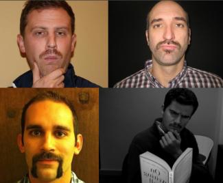 Clockwise from Top Left: Walter, Josh, Luke, Mark