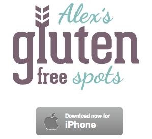 gluten free app