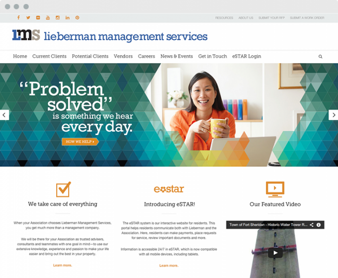 lieberman-management-site